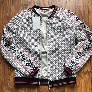 New Ted Baker bomber jacket spring cute must have